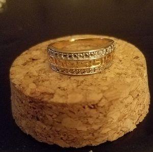 Jewelry - Greek Sterling Silver Ring